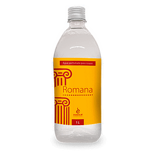 Água Perfumada para Roupas 1L – Romana