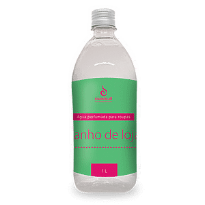 Água Perfumada para Roupas 1L – Banho de Loja